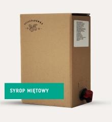 Syrop  miętowy